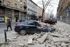 TLO NE MIRUJE Novi zemljotres pogodio Zagreb, drugi u istom danu