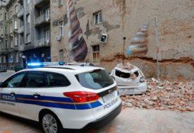 JOŠ JEDAN POTRES U ZAGREBU Građani u kandžama dvije krize