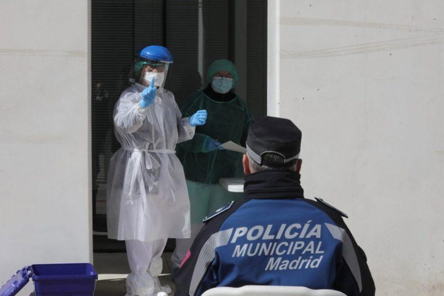 VANREDNA SITUACIJA U ŠPANIJI PRODUŽENA Građani zbog korona virusa u kućama do 12. aprila
