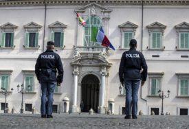KAZNA NA KAZNU I TOKOM USKRSA Policija u Italiji kaznila 42.000 ljudi jer nisu poštovali karantin