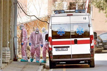 RAD U JAVNOM INTERESU Prekršajno kažnjeni pomažu u kovid bolnici KBC Zemun