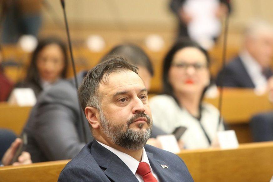POLITIČKA DEFANZIVA BOŠNJAKA Žunić: Napad na Viškovića instruiše SDA
