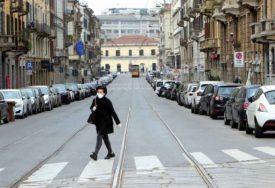 ITALIJU VRHUNAC EPIDEMIJE TEK OČEKUJE Stručnjaci ocjenjuju trnutno i predstojeće stanje