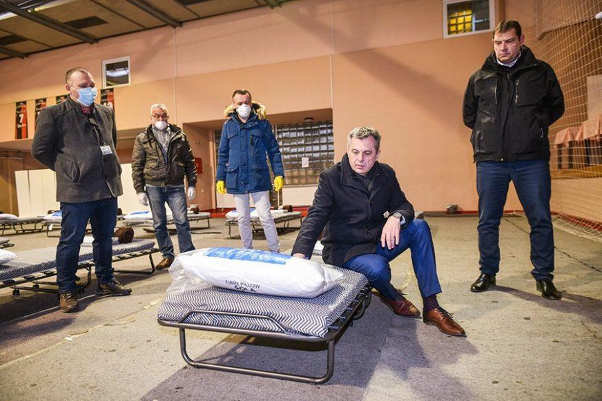 KARANTIN NA JOŠ TRI LOKACIJE U BANJALUCI Radojičić objasnio njihovu namjenu (FOTO)