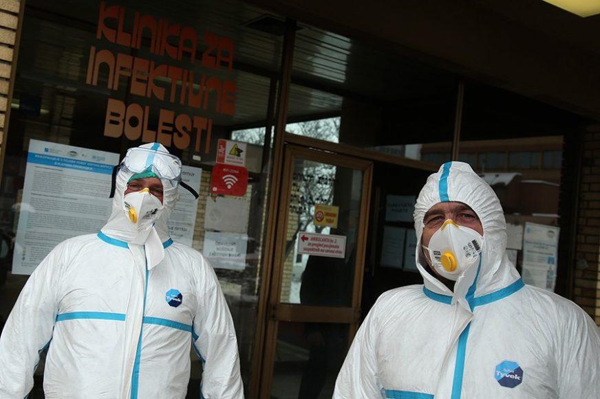 SVE VIŠE ŽIVOTNO UGROŽENIH Epidemija u Srpskoj opasno se približava KRITIČNOJ TAČKI