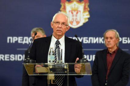 KORONA VIRUS U SRBIJI Kon: Očekuje se 30 zaraženih dnevno