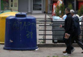 RAČUNI ZA ODVOZ SMEĆA MANJI DO 30 ODSTO Pilot projekat razdvajanja otpada u Rosuljama