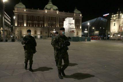 NAJDUŽI POLICIJSKI ČAS Zabrana kretanja u Srbiji stupila na snagu sve do ponedjeljka u pet časova