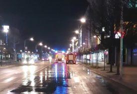 DODATNE MJERE DEZINFEKCIJE Za vrijeme policijskog časa predviđeno pranje gradskih saobraćajnica