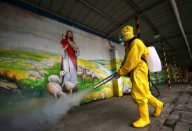 SVIJET POD OGRANIČENJIMA Četvrtina cijele planete BLOKIRANA zbog pandemije COVID-19