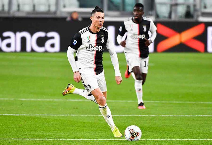 TRANSFER BOMBA U NAJAVI Ronaldo napušta Juventus, u trku sa PSŽ se uključio još jedan klub