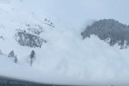 Još jedna nesreća na Visočici: Preminuo planinar, ekipa GSS ga pokušavala reanimirati