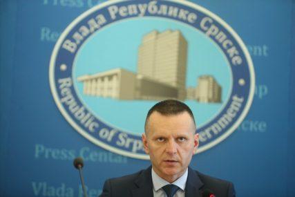Ministar unutrašnjih poslova Republike Srpske: Počela velika AKCIJA ČIŠĆENJA redova MUP