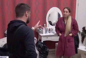 """""""PI**E JEDNE"""" Luna ponovo grca u suzama, zbog OVOG bijesni na svog momka Marka (VIDEO)"""