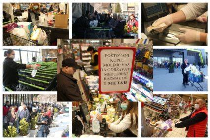 PAD PROMETA U MALOPRODAJI Samo dvije kategorije trgovaca imaju veću prodaju