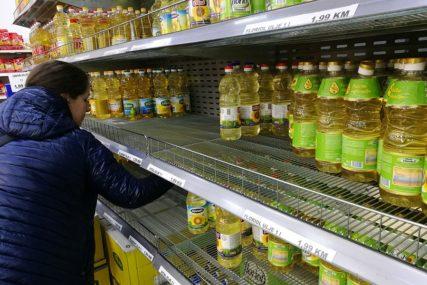 Osnovne životne namirnice u Crnoj Gori poskupjele od 10 do 20 odsto