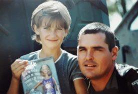 """""""Kćerka će mi se zvati Milica"""": Djevojčica sa Kosova poslije 20 godina našla vojnika koji ju je čuvao"""