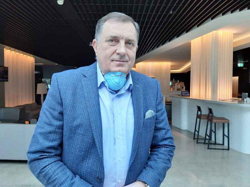 SRPSKA UVODI VANREDNO STANJE Dodik: Pojedinci nisu ozbiljno shvatili mjere protiv korona virusa