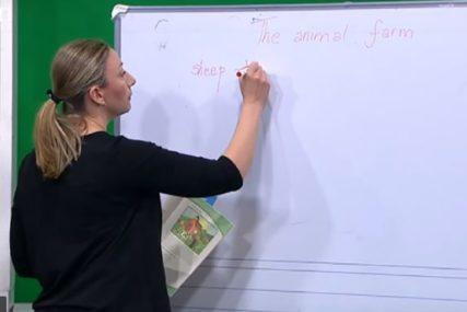 Nastava na daljinu uz SRPSKAINFO: Petaci iz učili rod i broj pridjeva (VIDEO)