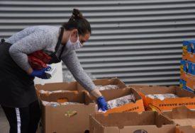 IZDVOJENO 100.000 KM IZ BUDŽETSKE REZERVE Socijalno ugrožene porodice dobiće pakete pomoći