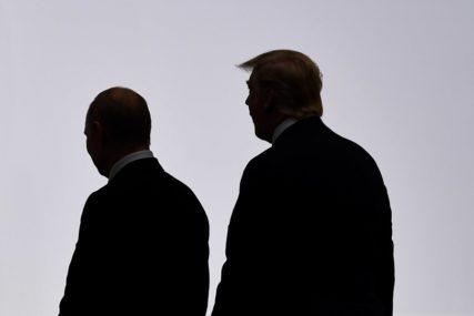 TRAMP PRIHVATIO POMOĆ PUTINA Amerikaci se plaše šta se krije iza svega, dok su Rusi ljuti