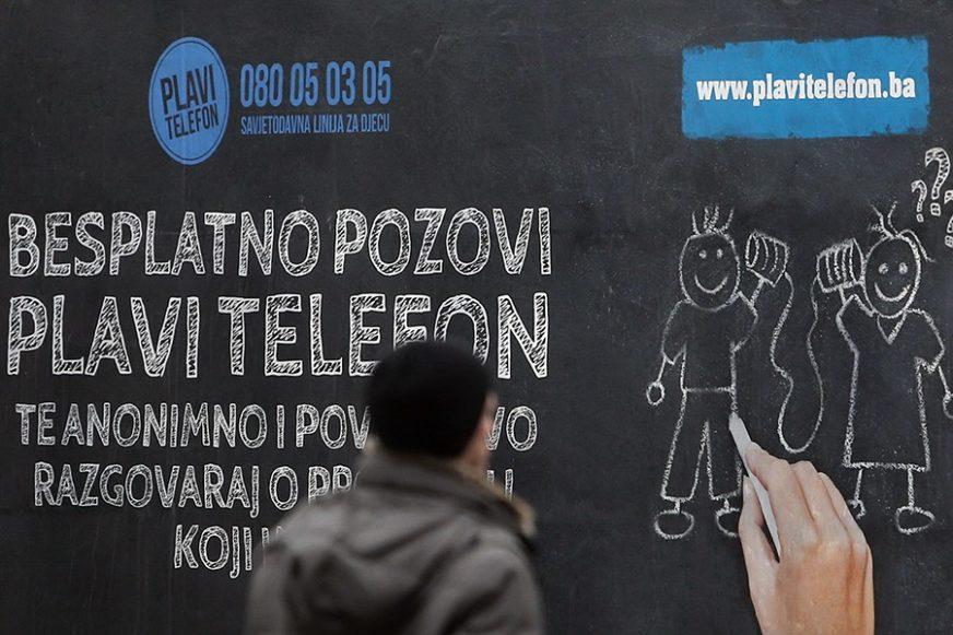 """POMOZITE DJECI Savjetodavna linija """"Plavi telefon"""" u potrazi za novim volonterima"""