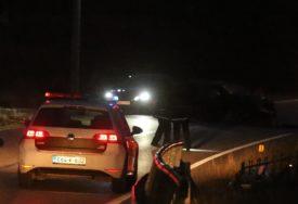 U VRANDUKU OPET JEDNOM TRAKOM Lančani sudar u tunelu, jedna osoba povrijeđena
