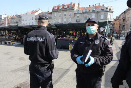 LJUDI NIKAKO DA SE OPAMETE U Srbiji kažnjeno 112 osoba zbog kršenja zabrane kretanja