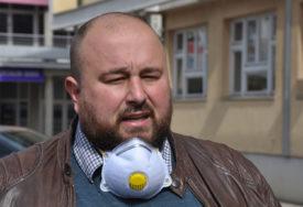 """""""DNS ZAVRŠAVA ONO ŠTO JE POČEO"""" Često je na udaru  protivnika u Prijedoru, a po broju glasova odmah nakon gradonačelnika"""