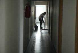 KAPACITET 100 KREVETA Spreman novi izolatorijum u sarajevskom Studentskom domu
