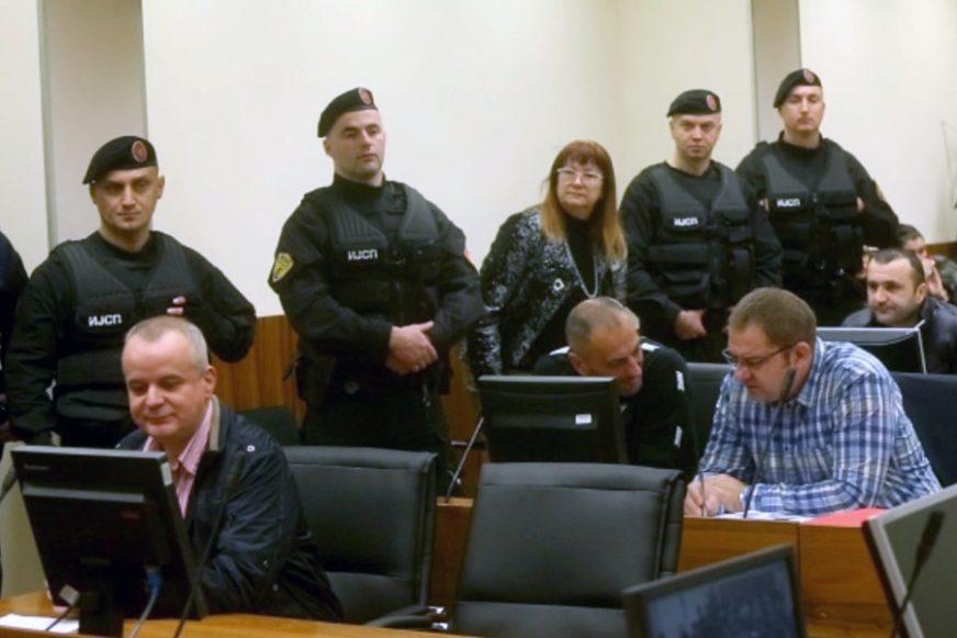 ŽESTOKA RASPRAVA U SUDNICI Suđenje optuženima za ubistvo Slaviše Krunića