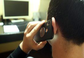 VEB STRANICU IMA TEK 60 ODSTO PREDUZEĆA Istraživanje o informaciono-komunikacionim tehnologijama
