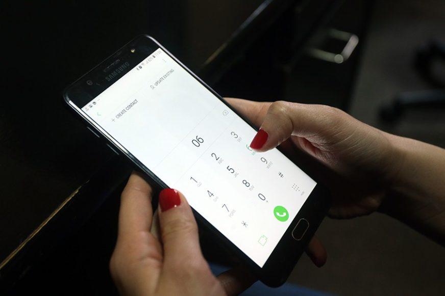 """Korisnici mogu da stave na čelo""""treće oko"""": Dizajner smislio rješenje za zavisnike od mobilnog telefona"""