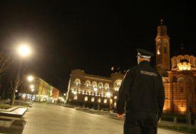 NIGDJE ŽIVE DUŠE Banjalučani poštuju POLICIJSKI ČAS, ulice potpuno prazne (FOTO)