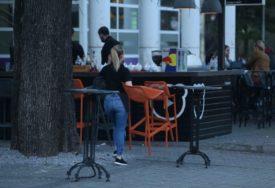 ZA 99 ODSTO Grad umanjio naknade za postavljanje bašti kafića