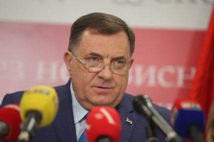 KONTROLA ULAZAKA I IZLAZAKA Dodik najavio da će na granicu poslati policiju Srpske