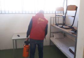 KPZ Banjaluka: Dezinfikovane sve prostorije, poštuju se MJERE PREVENCIJE