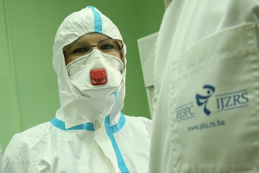 """""""SITUACIJA U SRBIJI NIJE LOŠA"""" U posljednja dva dana opada broj pozitivnih na korona virus"""