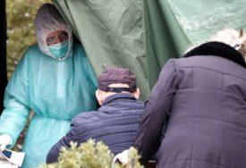 TESTIRANJE DONIJELO LOŠE VIJESTI Još tri osobe u Sarajevu pozitivne na korona virus