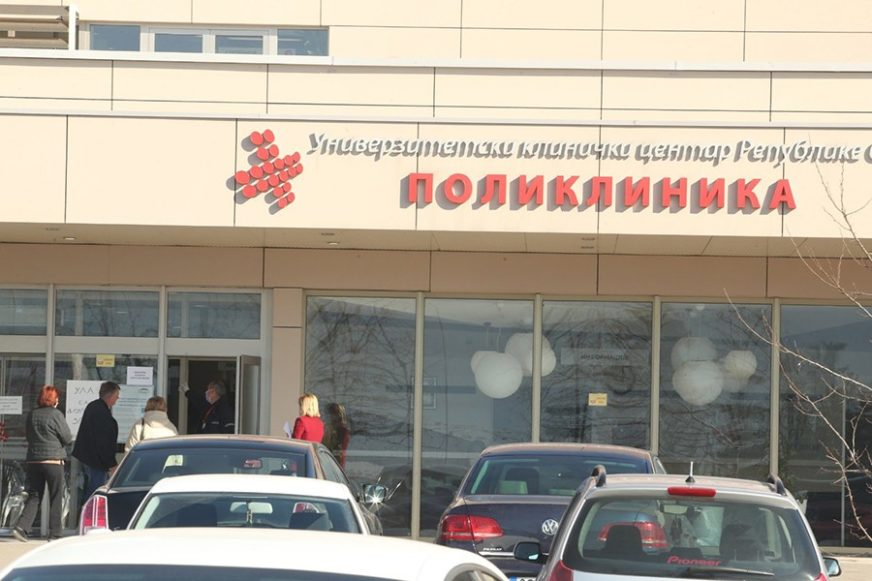VELIKE BROJKE PALE ALARME Dragić: Na UKC Srpske 170 hospitalizovanih pacijenata