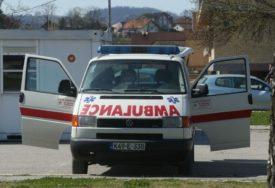 Nema potrebe za hirurškom intervencijom: Pješak povrijeđen na Sokocu van životne opasnosti