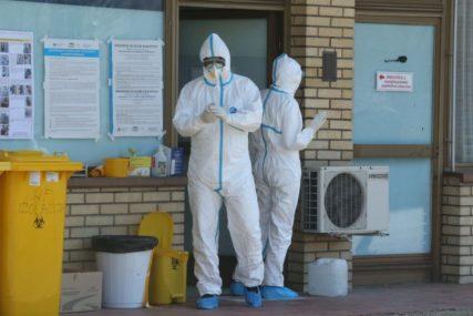 NA KORONA VIRUS POZITIVNA 121 OSOBA U Srpskoj pod zdravstvenim nadzorom 16.559 ljudi