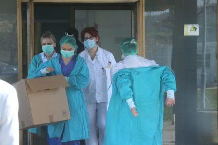 TESTIRAJU SE SVI S KOJIMA JE BIO U KONTAKTU Među zaraženima u Srpskoj i jedan ljekar iz Doboja