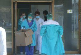 NE GOMILAJTE IH Pobrinimo se da zdravstveni radnici imaju dovoljno maski