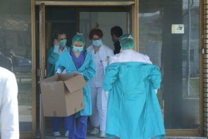 POKAŽIMO DA BRINEMO I OSTANIMO KOD KUĆE Medicinske sestre važna poluga u borbi protiv korona virusa