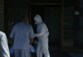 ZARAŽENE I TRI MEDICINSKE SESTRE Izolatorijum u Podhrastovima još malo bez slobodnih kreveta