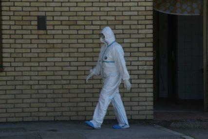 BORBA SA ZARAZOM U KCUS teretirana 372 uzorka, na korona virus POZITIVNE četiri osobe