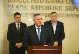 KORONA VIRUS U SRPSKOJ Premijer Višković poručio da je bankarski sektor STABILAN