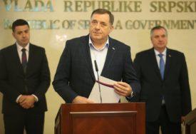 """""""ŽIVOTI SU IZNAD POLITIKE"""" Dodik vjeruje da neće biti podjela dok traje pandemija"""