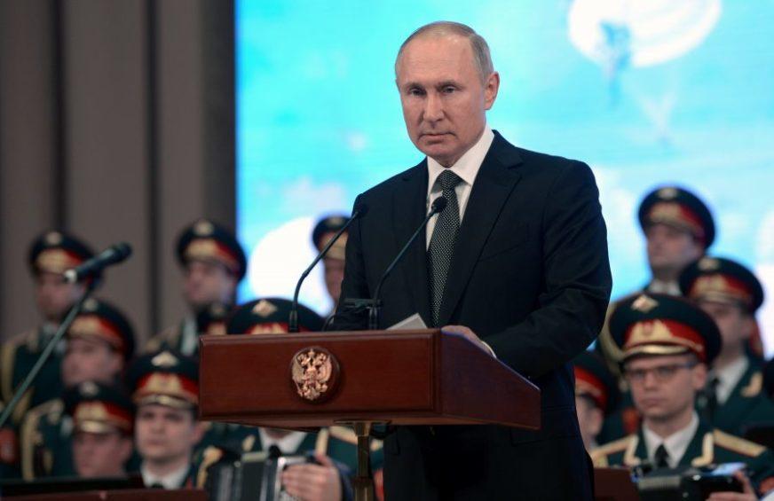 """""""BILO BI DOBRO DA SVI POSLUŠAJU PUTINA"""" SZO podržala ruske mjere protiv korona virusa"""